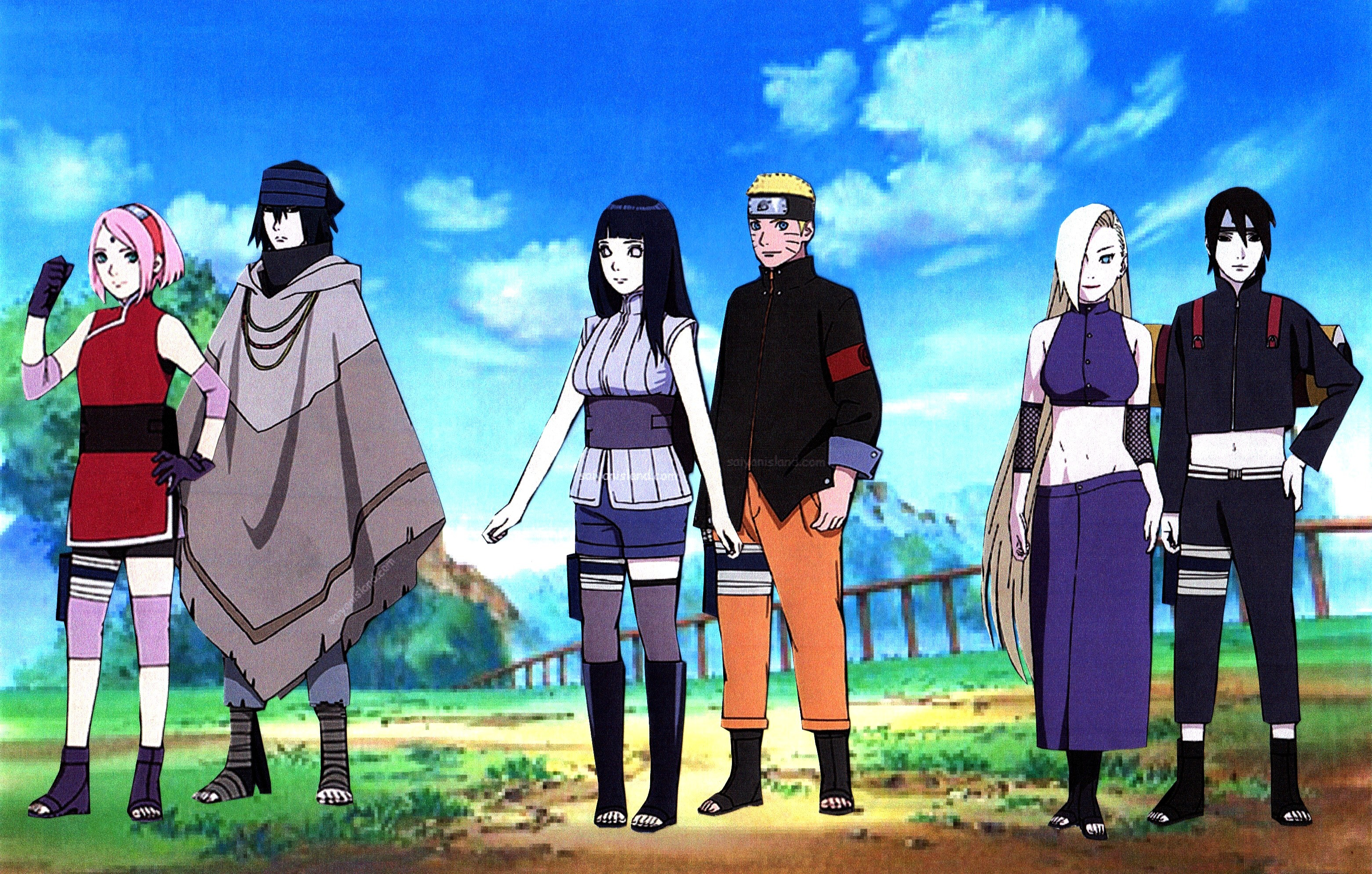 Girl And Boy Wallpaper Free Download Naruto And Hinata Wallpapers 78 Background Pictures
