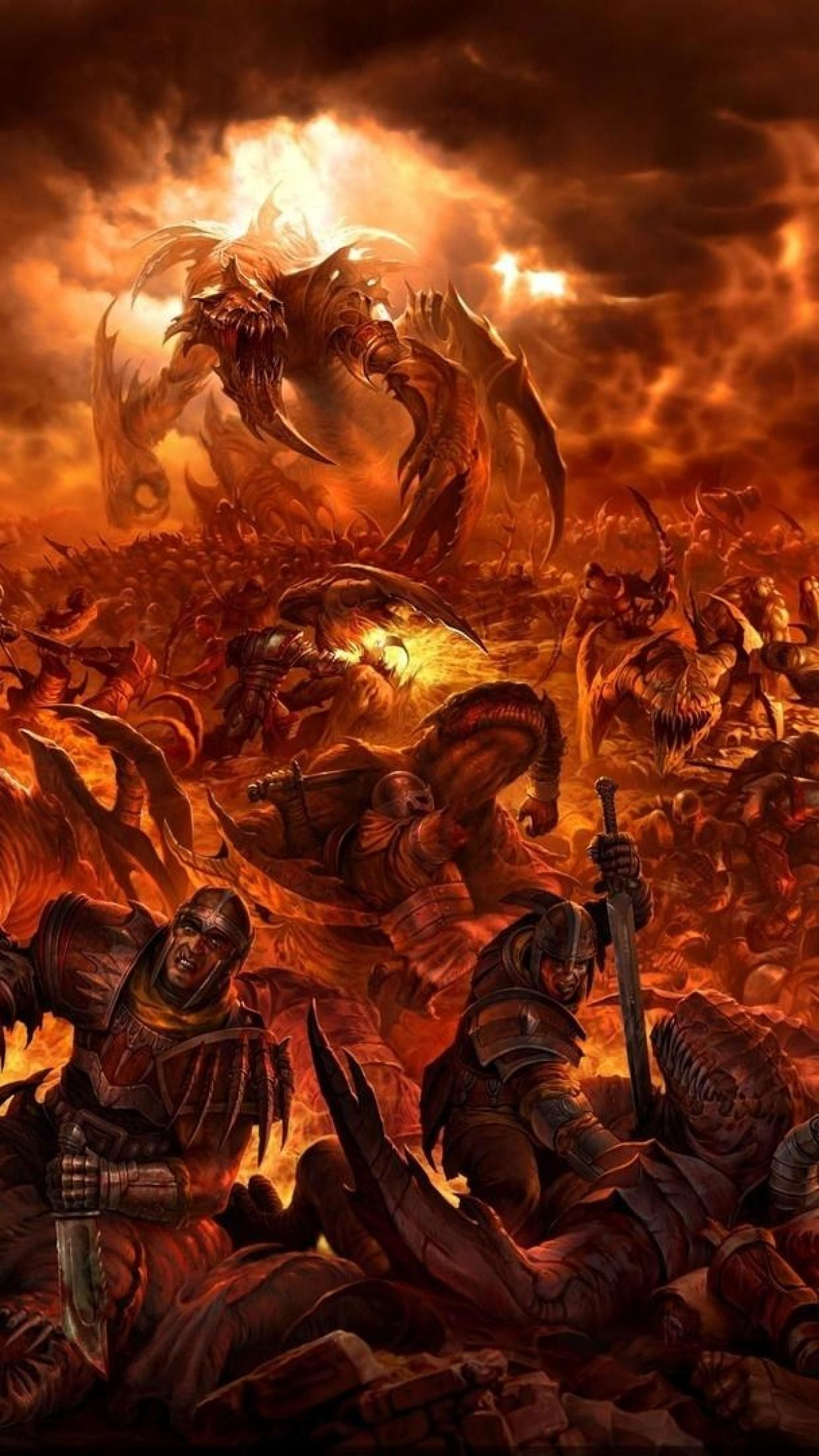 Red Devil Hd Wallpaper Fire Dragon Wallpapers 72 Background Pictures