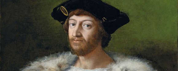 Portrait of Lorenzo di Medici