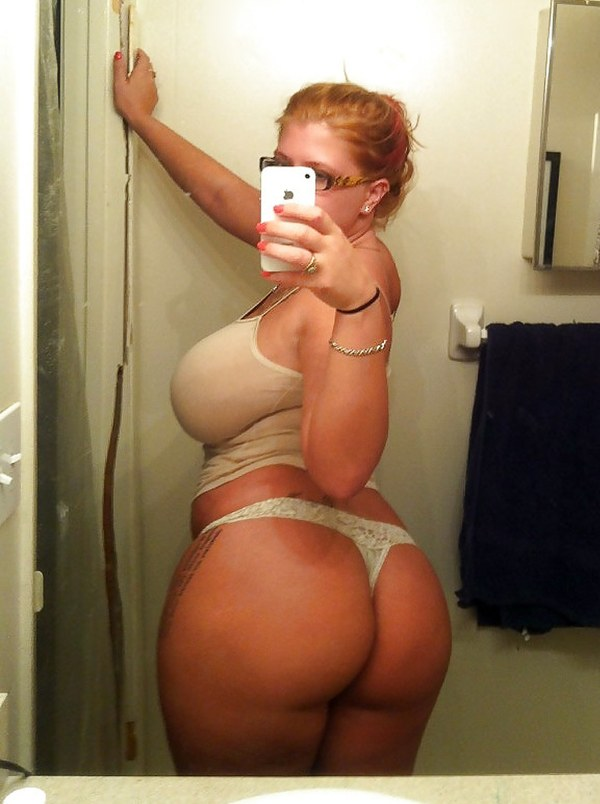 thick italian girl selfie