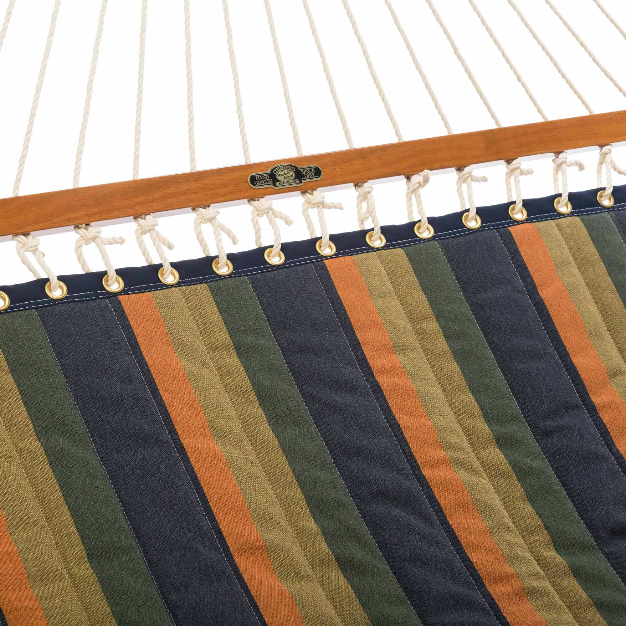 Quilted Fabric Welcome To Pawleys Island Hammocks