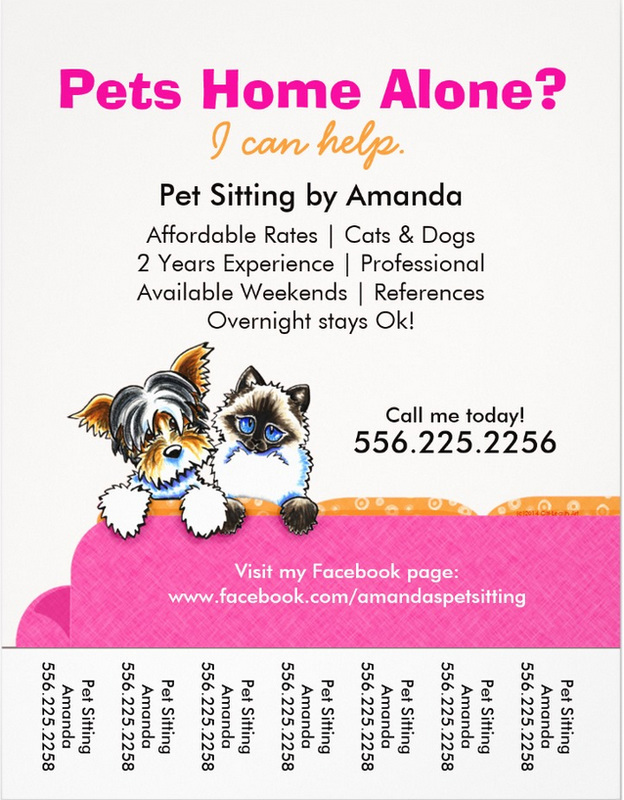 PAWSitively PURRfect choices for the Pet Sitting Business - For Pet