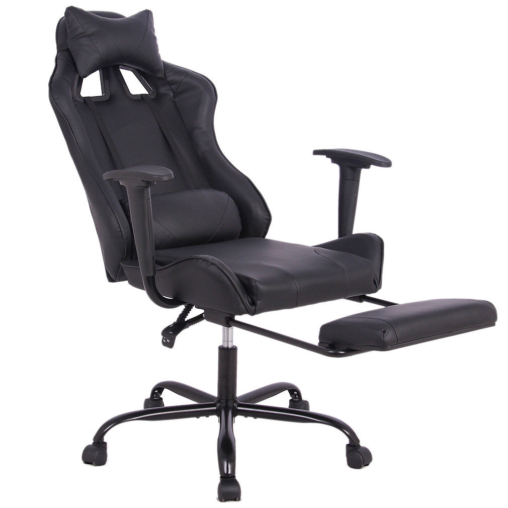 Computer Chair Ergonomically Correct New Racing Gaming Chair Ergonomic Chair High Back Recliner Desk Computer Chair