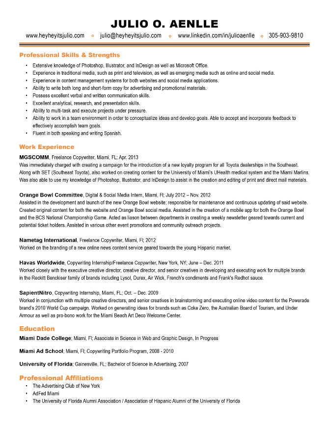 how to make your first resume stand out professional resumes