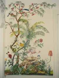 French Wallpaper - janenashmurals