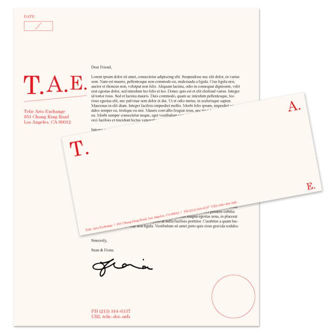 Modern Business Letterhead Design Modern Letterhead Template