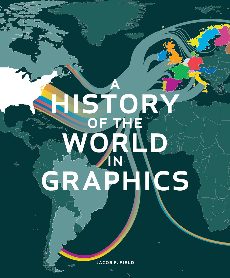 O History S A History Of The World In Graphics Tom Howey Typography