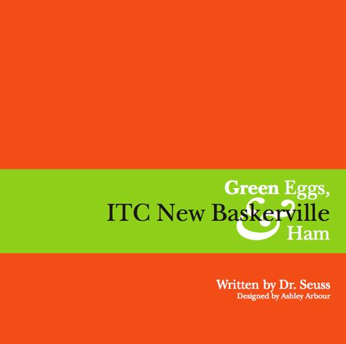 ITC New Baskerville Specimen Book - ashleyarbour - Personal network
