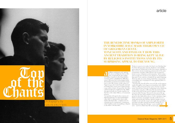 spread 1jpg (670×473) Inspiration 3 Pinterest Layouts - religious brochure
