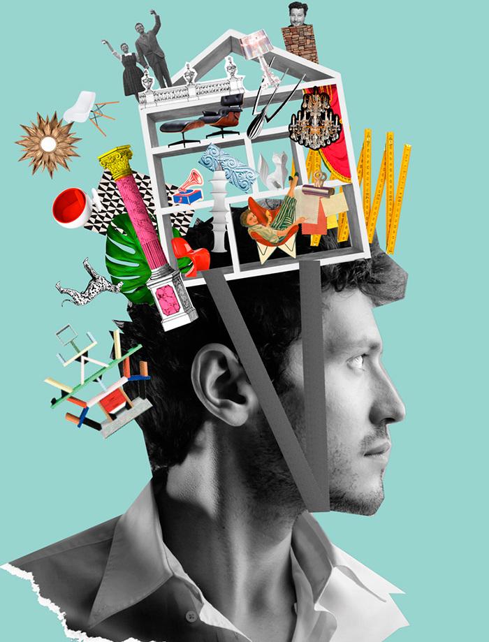 Posters / LCI Design School Barcelona - Juan Cris Artwork