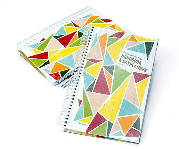 Handbook Cover - meins