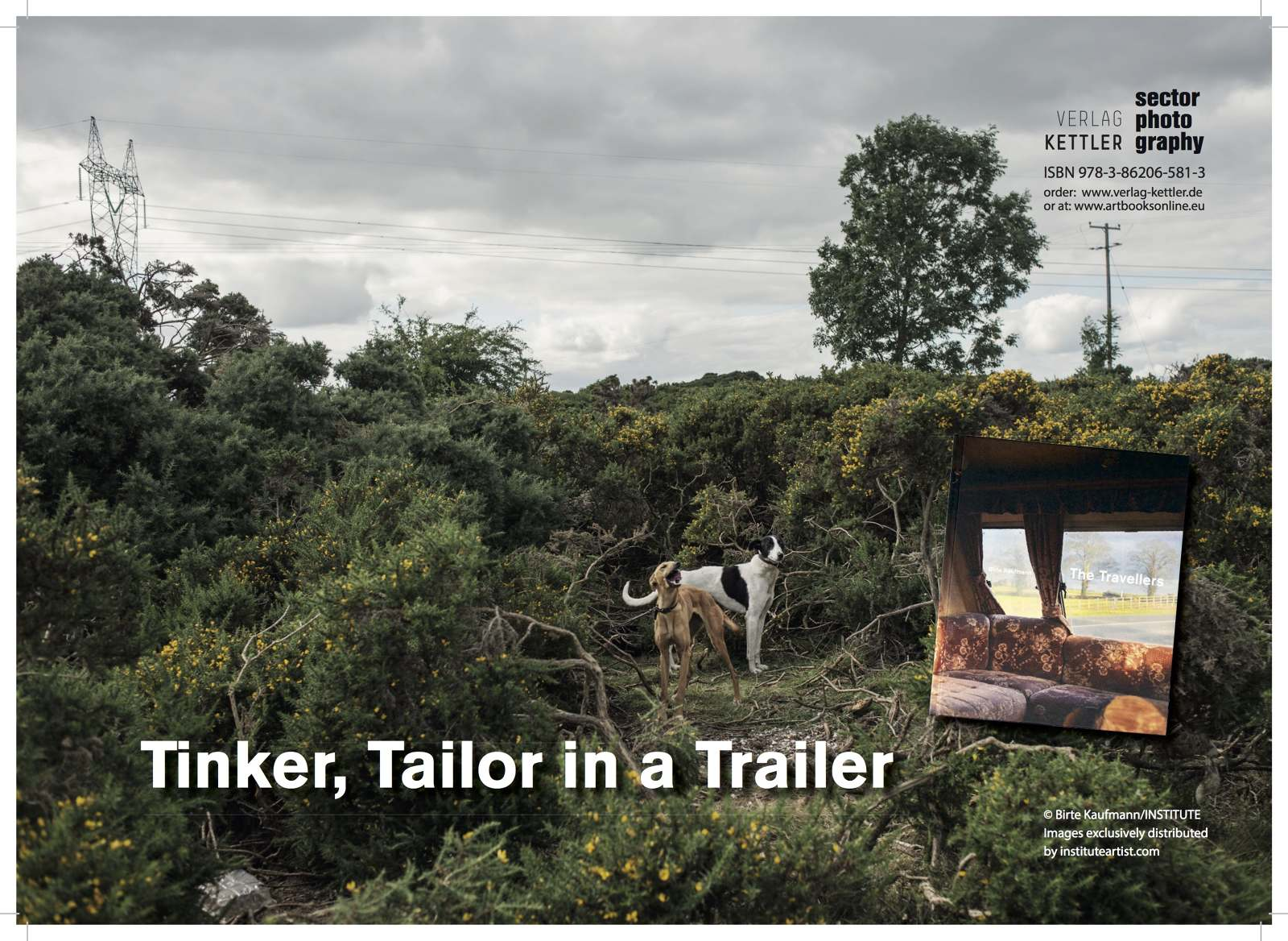 Kettler Riva Birte Kaufmann S The Travellers In L Fritz Magazine Instituteartist