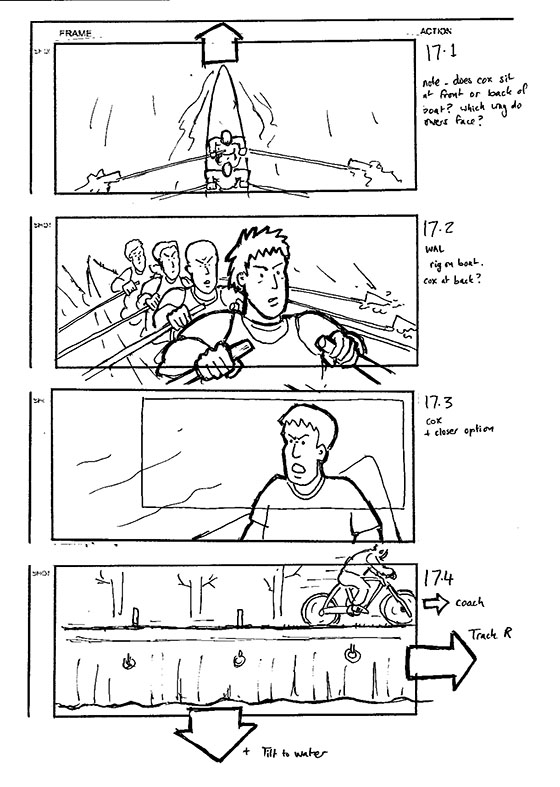 Storyboard The Isis - alexdemetris - Personal network