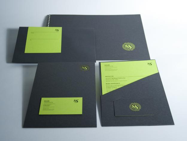 resume folders and envelopes