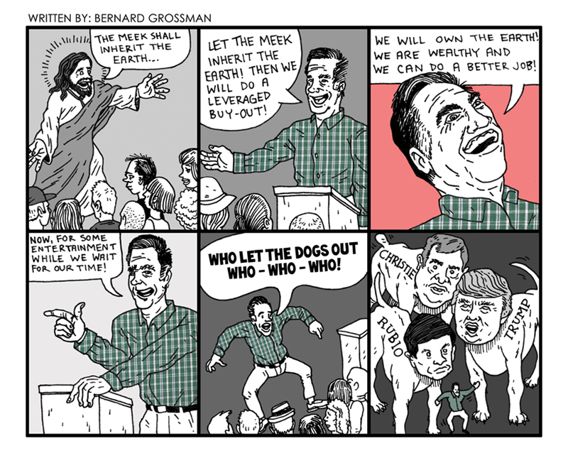 COMICS / STORYBOARDS - Drew Morrison Illustration