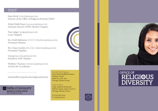 Design Church Flyers With Free Layouts - CanvaReligious Brochure