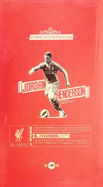 Lebron James Iphone Wallpaper Lfc Poster 1 Jordan Henderson Mejonwhite