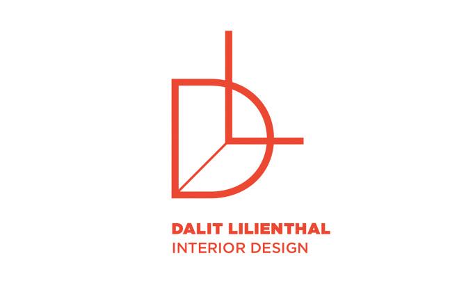 Dalit Lilienthal #interior designer logo design #Logo - letter of presentation