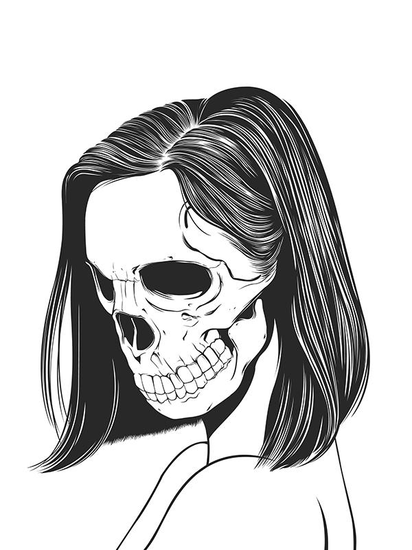 Sugar Skull Girl Wallpaper Skull Girls 2 Gaks Designs