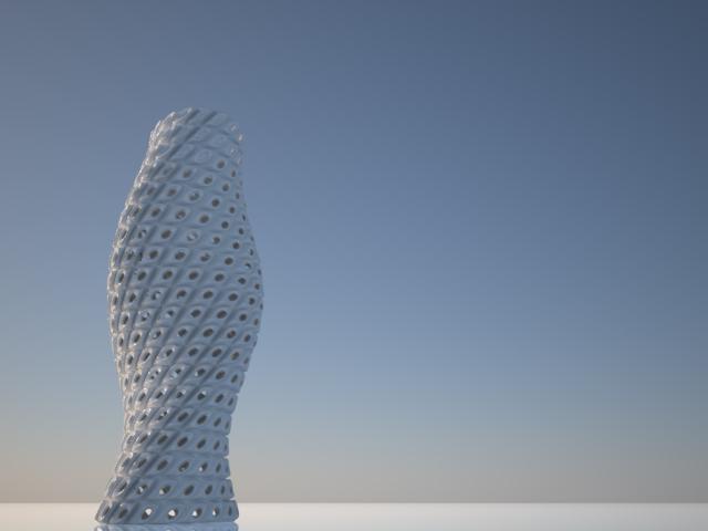Rhino 3d Wallpaper Parametric Skins Morfoll Arch Dzn