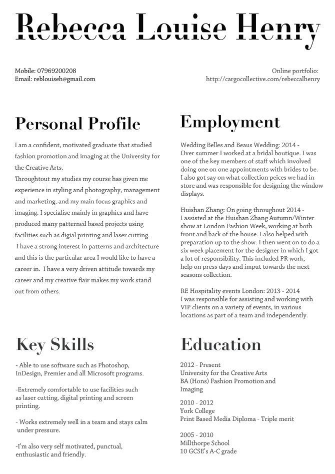 Examples Of Resume About Me Lr Cover Letter Examples 1 Letter Resume About Me And Cv Rebecca Louise Henry