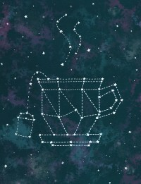 Constellations - Rhianna Wurman Hand Lettering & Illustration