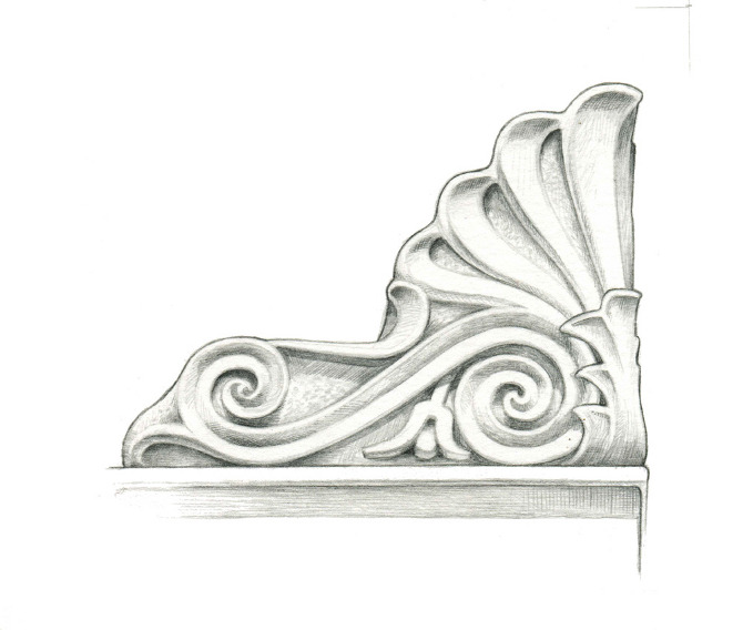 Architectural Details - Db Illustration