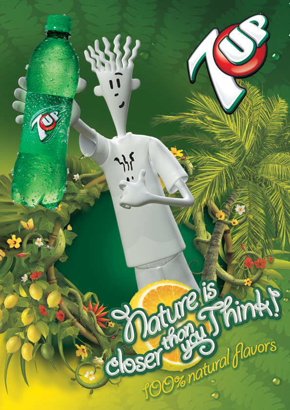 Think Different Wallpaper Hd 7up Naturally Refreshing Stella Limited Edition Amy Emam