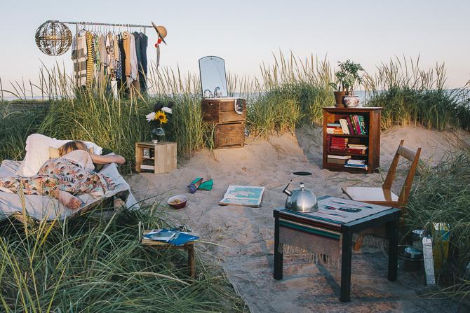 Beach Living - Erik Sanchez