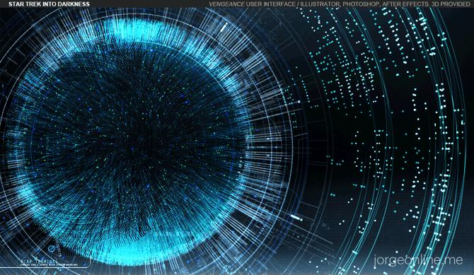 3d Galactic Wallpaper Star Trek Into Darkness Jorge Almeida