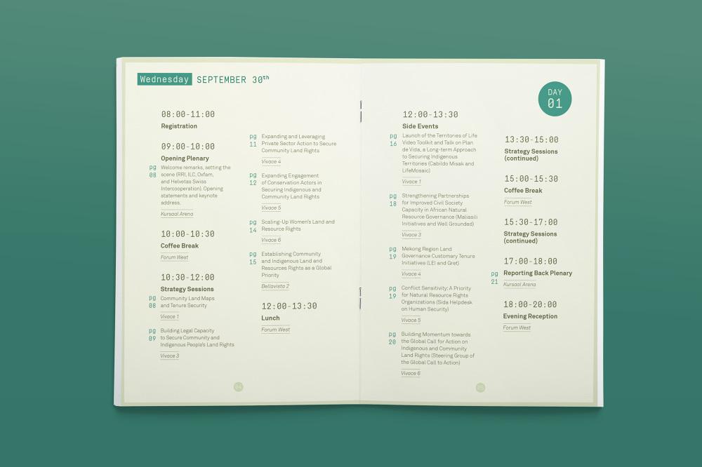 conference program designs - Yelomdigitalsite