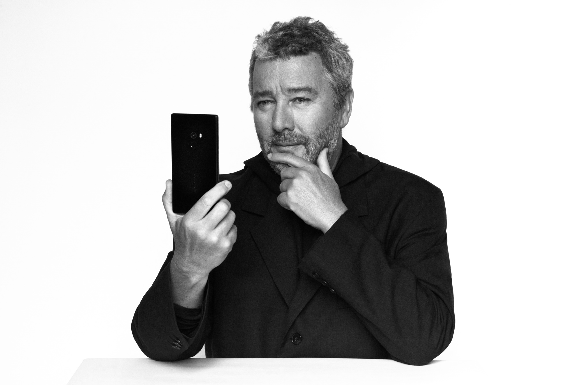 Philipp Stark Philippe Starck Jumbo Photographe Fashion Photography