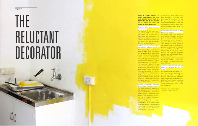 54 Fantastic and Modern Magazine Design Layouts to Inspire you