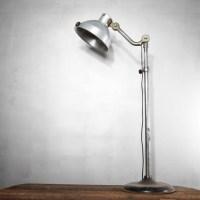 Industrial Floor Lamp - Aesthetic Correlation