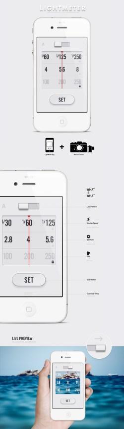 Small Of Light Meter App