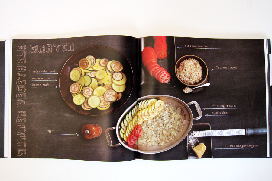 Thomas Keller Ad Hoc at Home Cookbook layouts Pinterest - cereal box book report sample