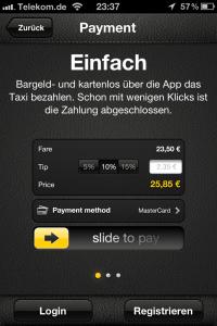 Das perfekte Silo – myTaxi macht mobile Payment in der Cloud möglich