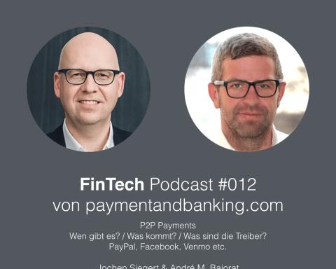 FinTech Podcast folge 12