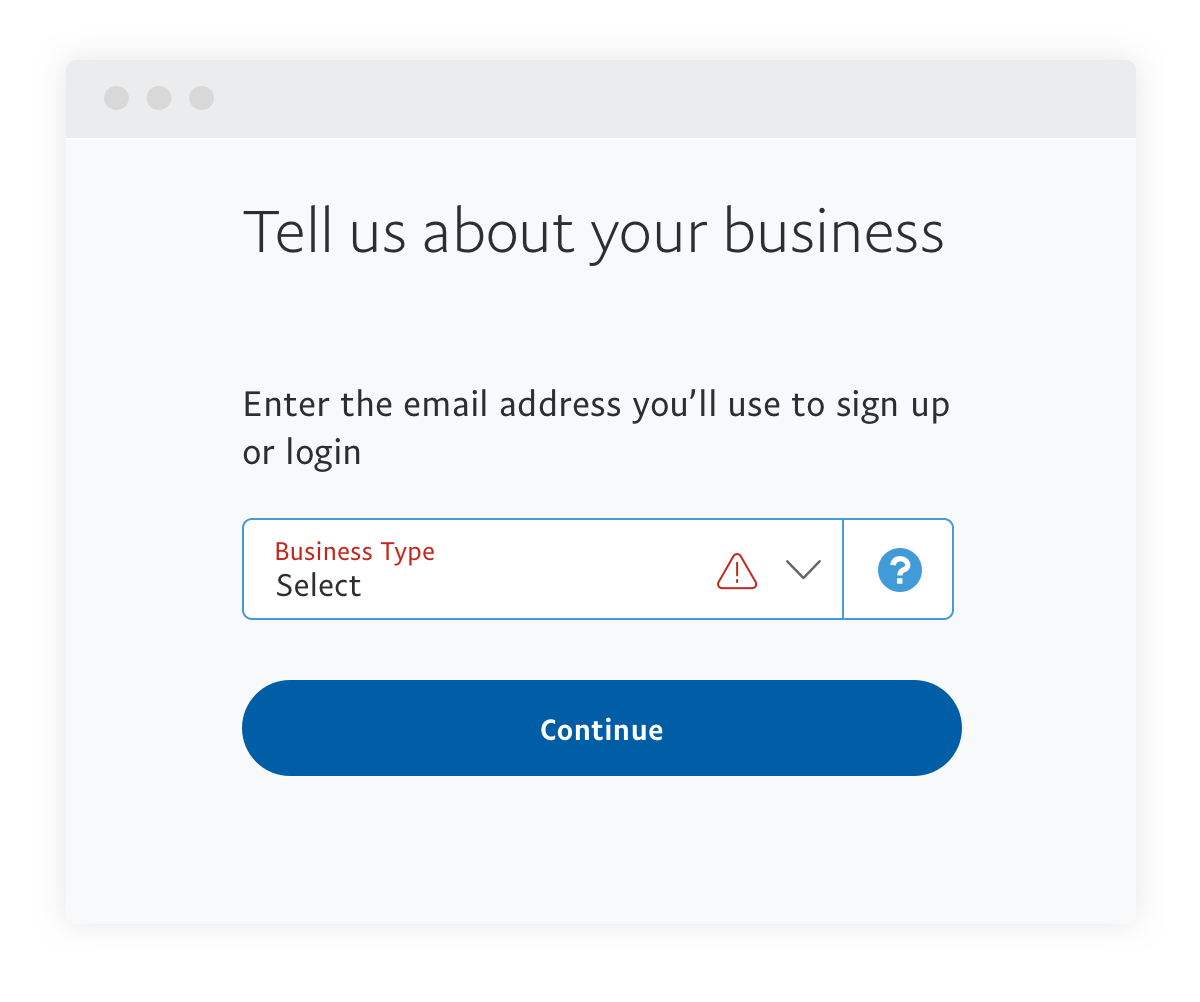 Business Step How To Sign Up For A Business Account Paypal Philippines