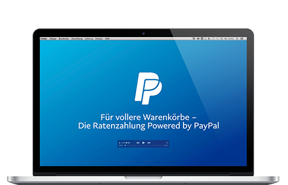Ebay Ratenzahlung Ratenzahlung - Ratenkauf | Paypal De