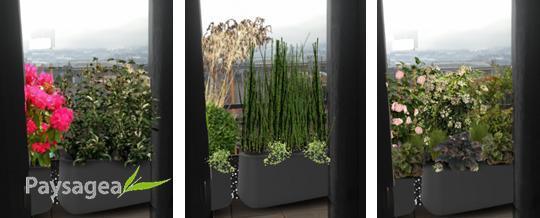 amnager un balcon en longueur comment amnager un petit extrieur with amnager un balcon en. Black Bedroom Furniture Sets. Home Design Ideas