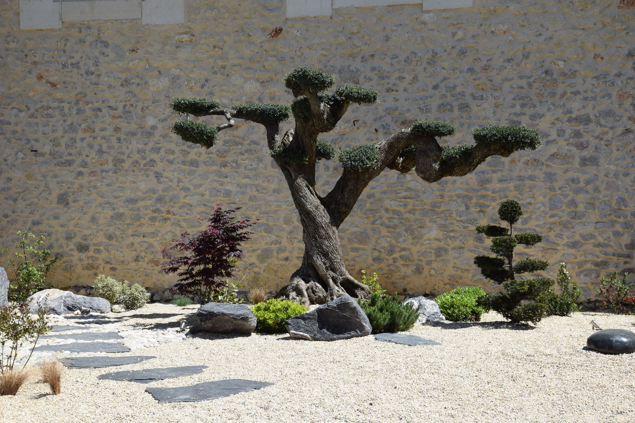 Decoration Bordure Jardin Decoration Jardin Montpellier Deco Jardin Nimes Bordure Jardin