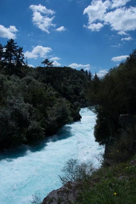 Dans la région de Taupo, bienvenue aux Yukas Falls !