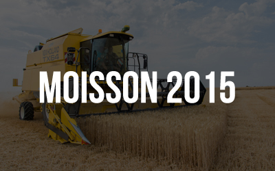 Moisson 2015