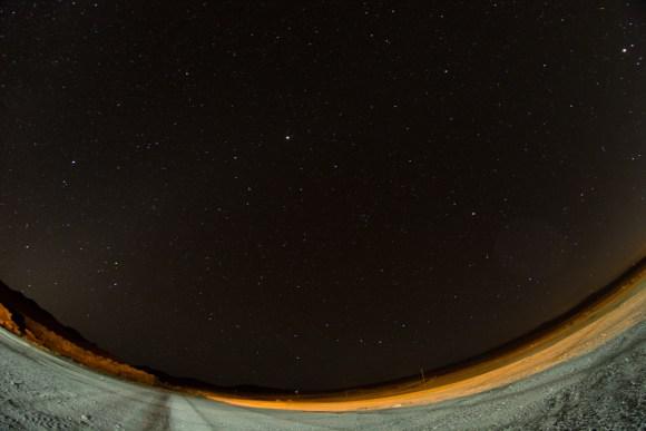 Uyuni - une nuit aux 1001 étoiles