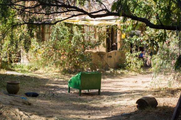 Agroforesterie à Cochabamba - la maison de David et Claudia