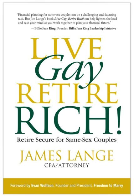 Live Gay Retire Rich Cover