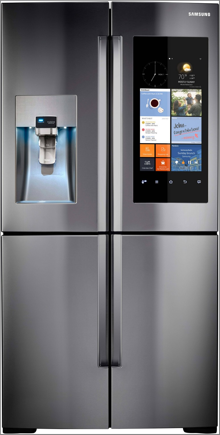 Are Samsung Refrigerators Made In Usa