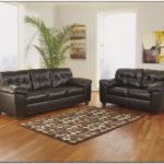 Ashley Furniture Store Leather Sofa