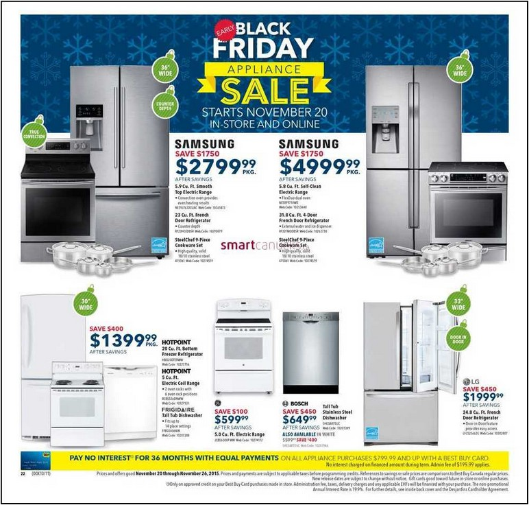 Best Deals On Refrigerators Black Friday
